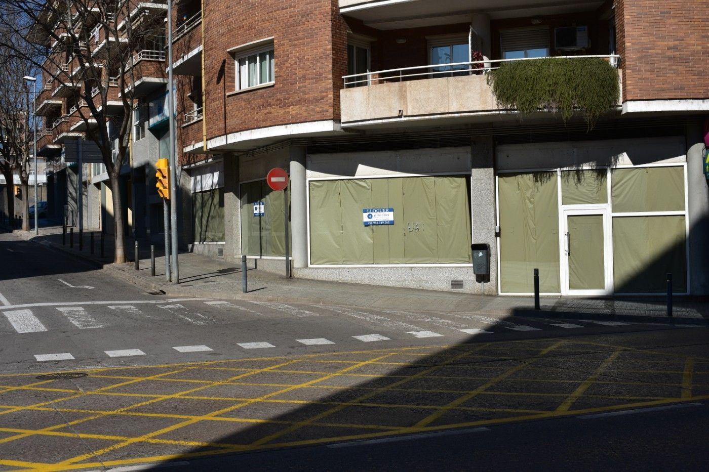 Lloguer Local Comercial  Carretera vic. Local cantoner  de 150m2.