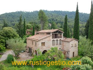 Country house in Caldes de Montbui