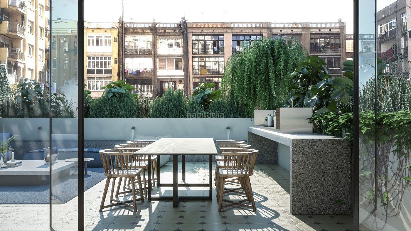 Avinguda Diagonal, 331 Edificio viviendas Obra nueva Barcelona