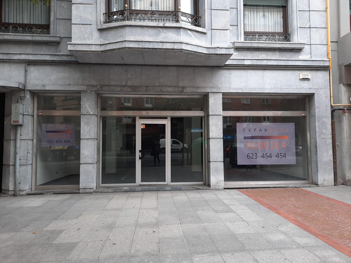 Affitto Locale commerciale en Gran vía don diego lópez de haro 83. Local en gran via 83, bilbao