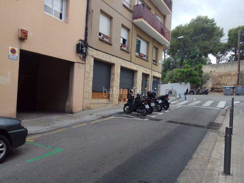 Foto 3459-img2716500-8821416. Parking moto en Vallcarca - Penitents Barcelona