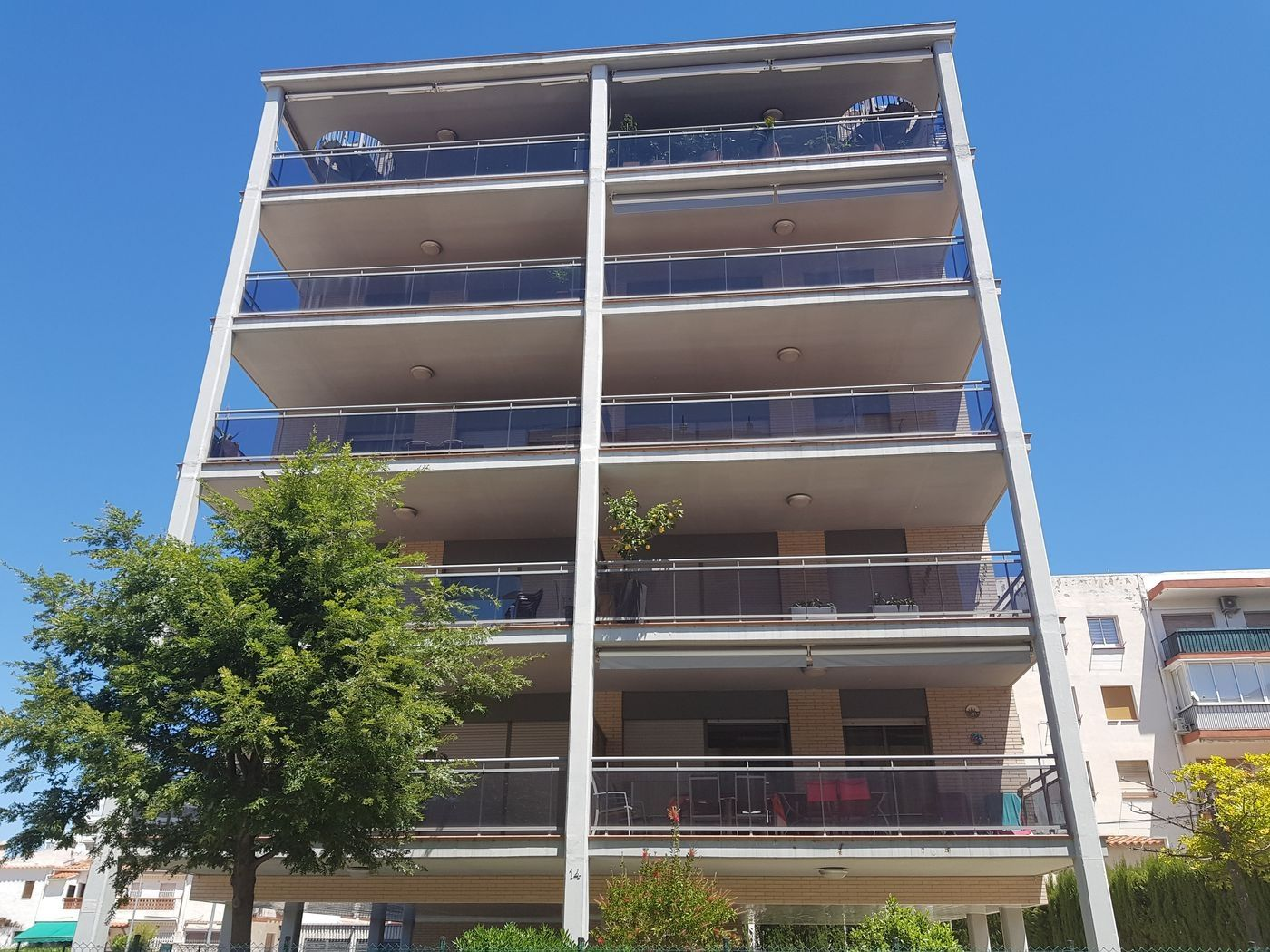 Appartement in Carrer roca negra (de la), 14. Con terraza  y cerca de la playa