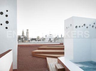 Apartament St. Pere - Sta. Caterina - El Born. Obra nova
