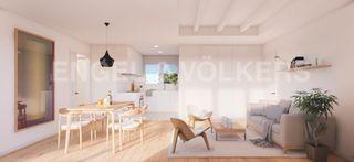 Apartment Horta. Apartment in sale in barcelona, horta by 299000 eur. obra nueva