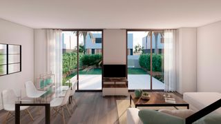 Towny house in Calle jaume ii el just, 1. Obra nueva