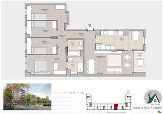 Flat in Carrer sol i padris, 1. Obra nueva. New building