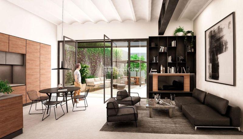 Edifici habitatges d´Obra nova a     Barcelona Nicaragua 75