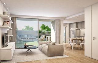 Zweistöckige Wohnung Badal. Duplex-appartment in verkauf in barcelona, badal nach 435000 eur