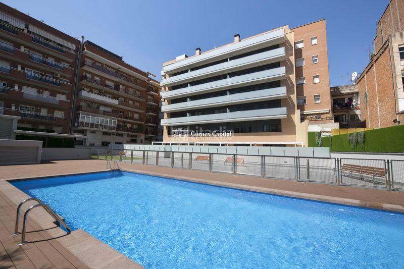 Edifici habitatges d´Obra nova a     Barcelona SANT ANDREU - MURCIA
