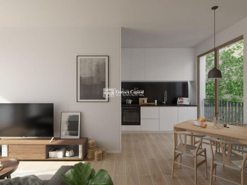 Edifici habitatges d´Obra nova a     Barcelona REPUBLICA ARGENTINA