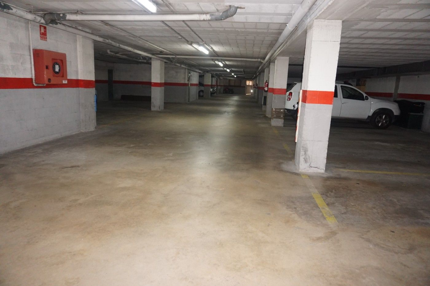 Car parking  Via aurelia. Pk  subterraneo zona barenys
