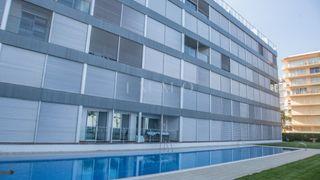 Piccolo appartamento in Carrer lleida, 47. 1º línea de mar a platja d'aro.