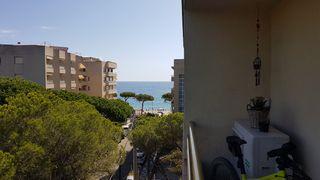 Piccolo appartamento  Avinguda onze de setembre. Segona línia de mar a platja d´a