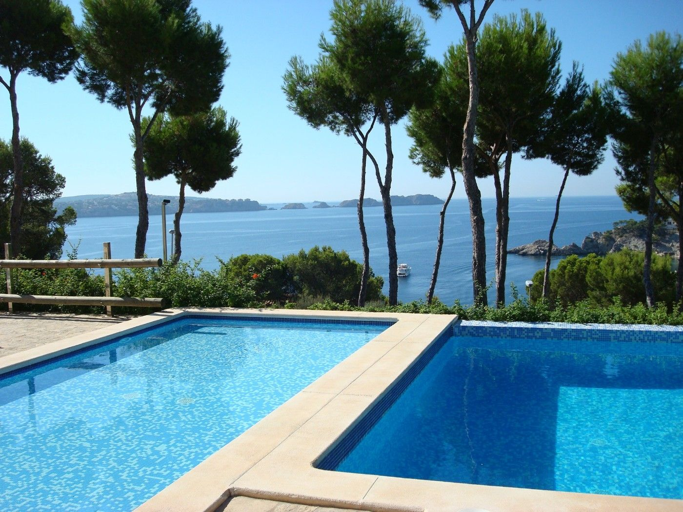 Appartement in Cala Fornells