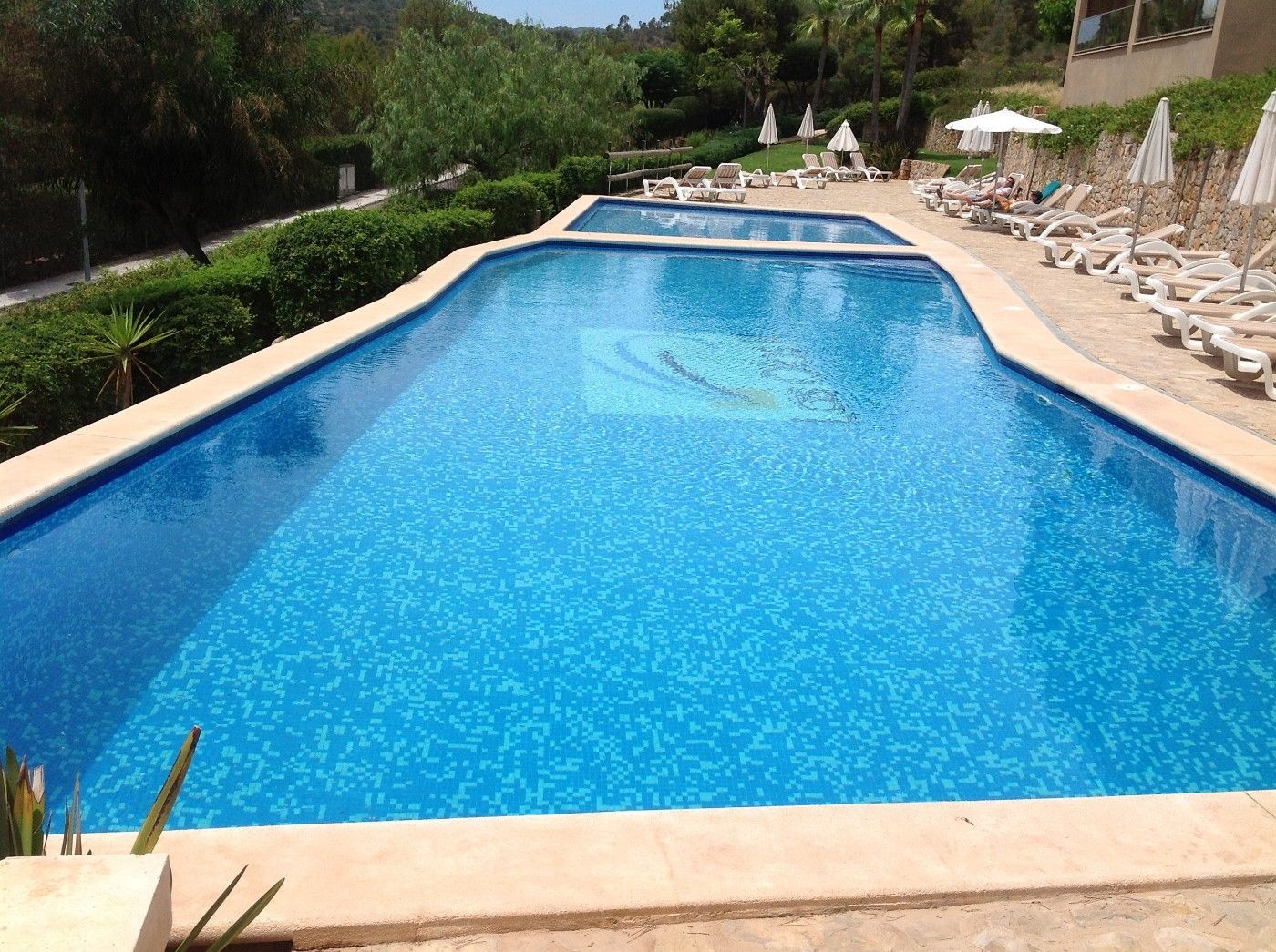 Apartment  Cala fornells. Piso moderno y tranquilo