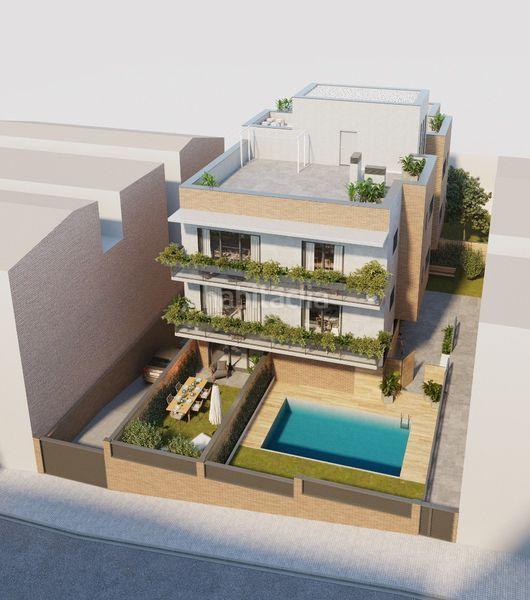 Immeuble logements neuves à   Barcelona Mari 25-31, Font d´en Fargues