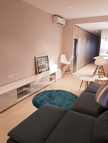 Rent Apartment in Carrer saragossa, 4. Apto 1 hab y terraza amueblado