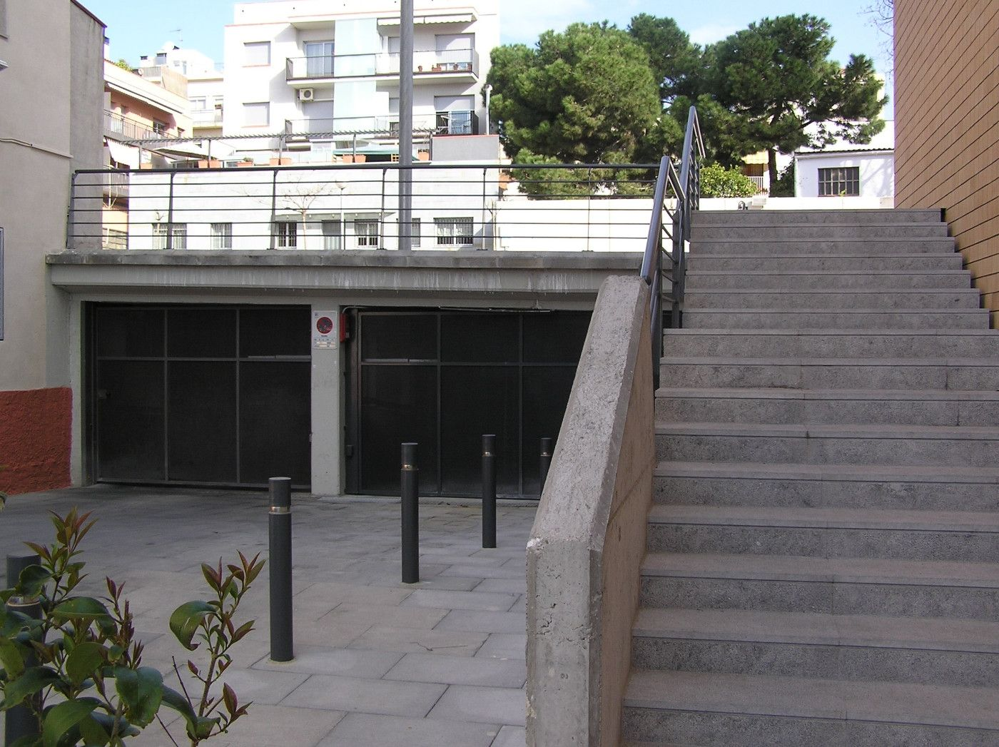 Car parking in Carrer solis, 23. Plaça d´aparcament en concessió