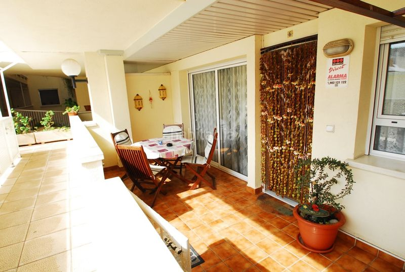 Foto 4233-img3146198-18288870. Flat with heating parking pool in Centre Torredembarra