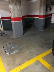 Car parking in Avinguda barcelona, 111. 2 plazas de parking