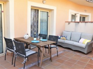 Ground floor  Avinguda mar (del). Apartamento con piscina