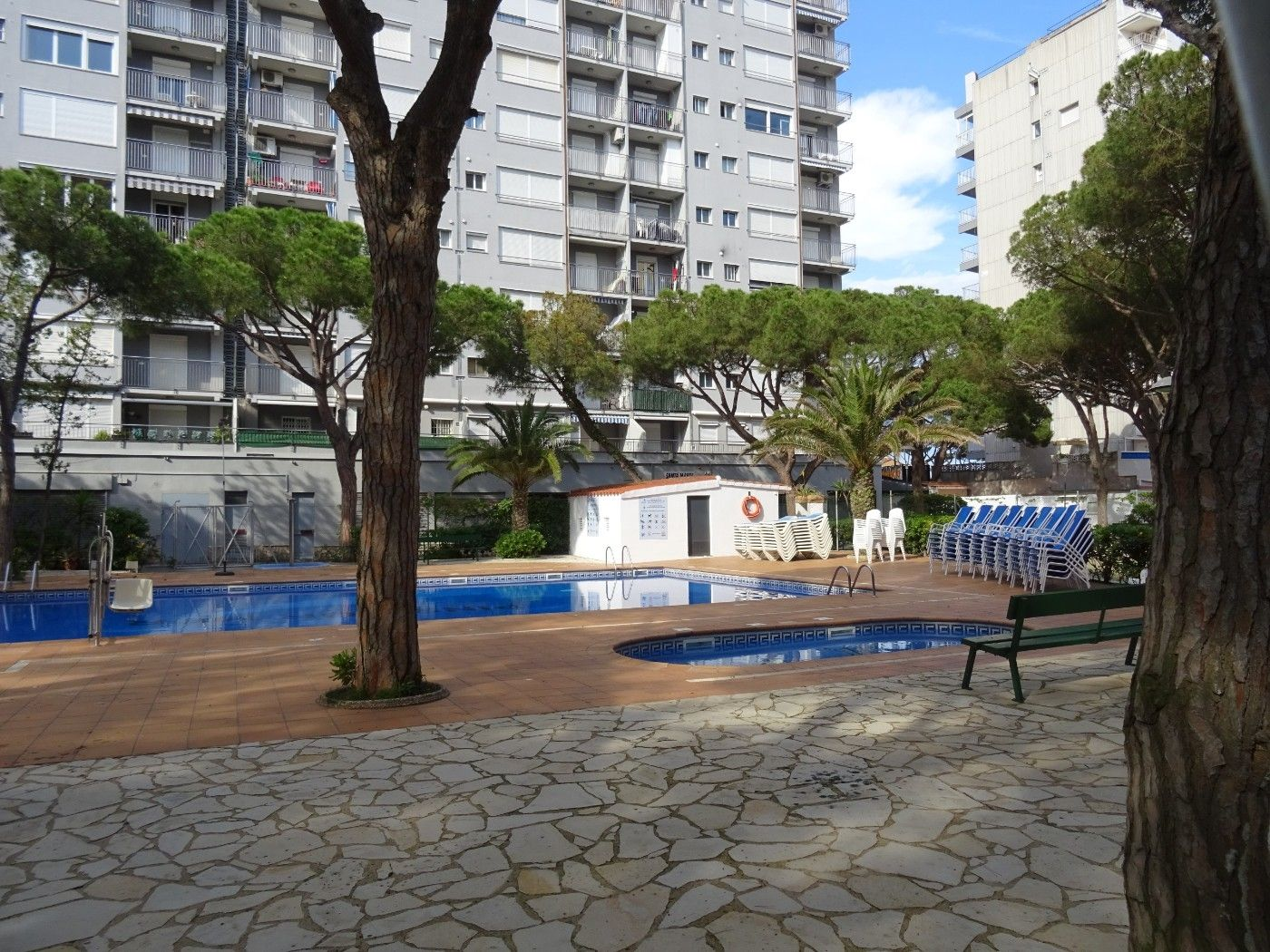 Location Appartement  Avinguda mediterrani. Junto playa sa´banell