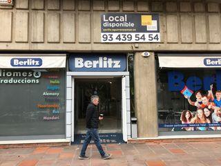 Affitto Locale commerciale in Avinguda diagonal, 646. Con excelente ubicación
