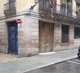 Affitto Locale commerciale in Carrer antic de sant joan, 8. Esquinero con mucha visibilidad