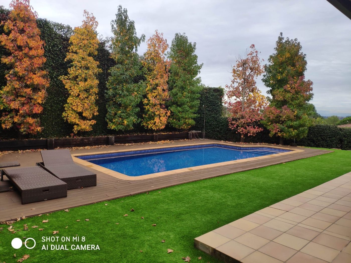 Chalet  Carrer moixernó. Casa con piscina y jardin