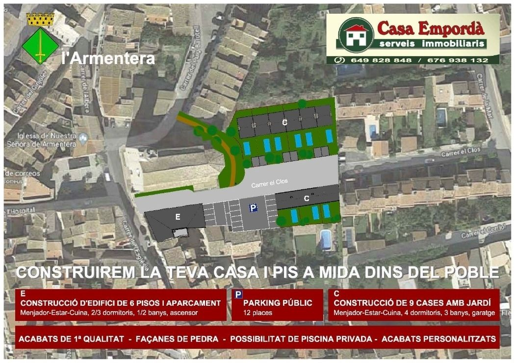 Casa  Centre poble. Centre poble