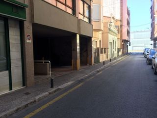 Parking coche en Carrer Princep