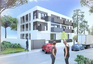 Flat in Carrer castell de solterra, 26. Obra nueva. New building