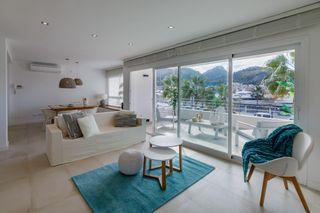 Appartement in Avinguda gabriel roca (amarre), 14. Primera línea, piscina, estrenar