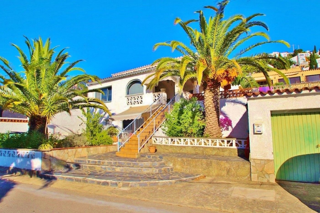 Casa  Els grecs, roses. Avec garage et piscine