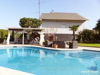Casa  Can duran. Casa unifamiliar con piscina