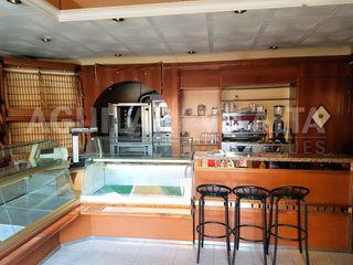 Locale commerciale  Centro. Local cafetería - panadería