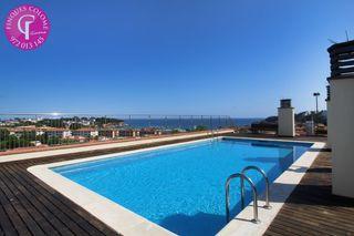 Apartament a S´Agaró. Exclusivo con piscina y pk
