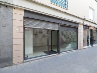 Local Comercial en Carrer sant bartomeu, 2. Local en zona peatonal