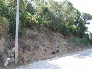 Terreno residencial Carrer Falgueres, 11. Terreno edificable serra brava