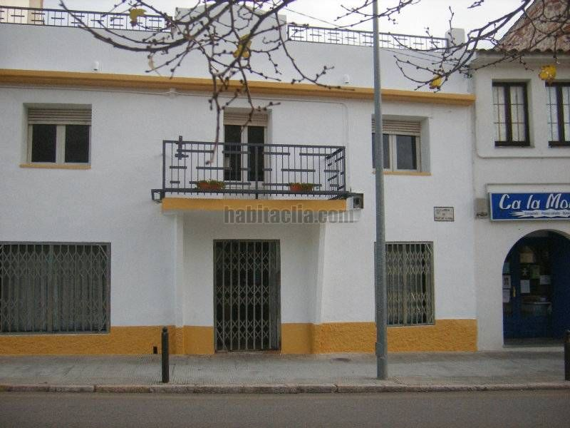 Haus in Carrer prat de la riba,6. Ideal vivienda y negocio