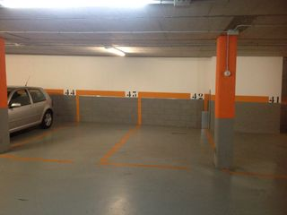 Autoparkplatz in Carrer parlament catala, 2