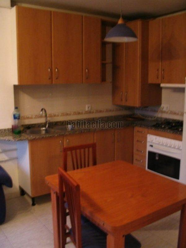 zona cocina. Miete appartement in carrer capelles in Tremp