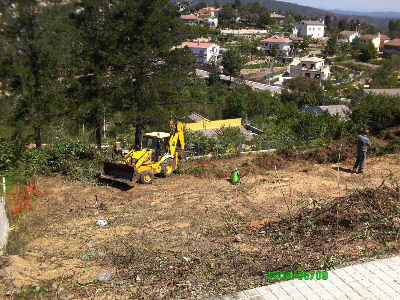 Residential Plot in Calle margaritas, 6. Se vende terreno urb can fornaca 850 m2