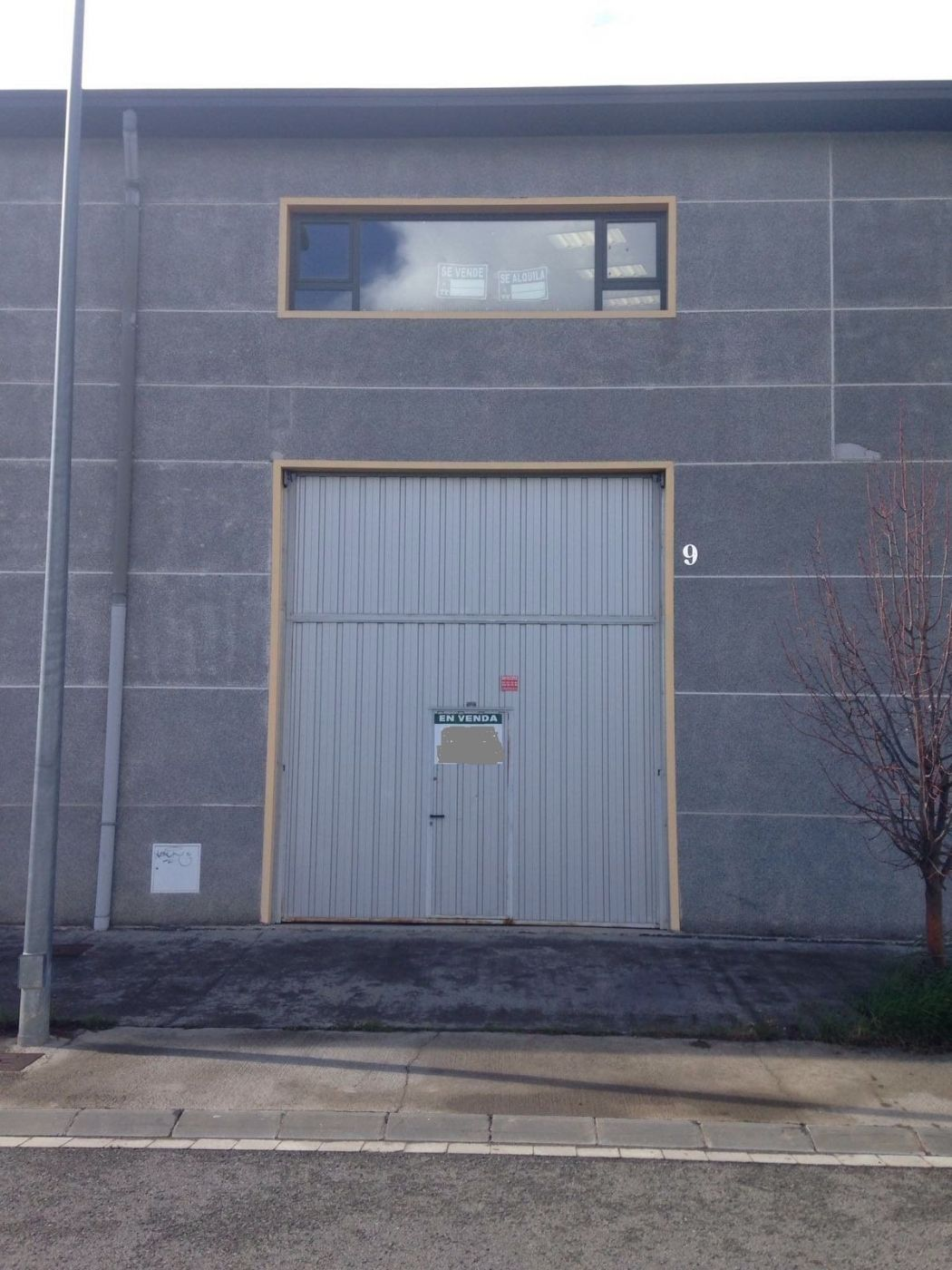 Affitto Capannone industriale in Almogavers, 9. Nave industrial o comercial en puigcerda