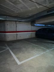 Parking coche en Carrer rafael maso, 6. Plaza de paking, situada en canet de mar
