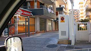 Car parking in Carrer valls (de), 19. Garaje-almacén 34m3