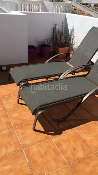 terraza. Semi detached house in avda. neptuno 25 in Pobla de Farnals (la)