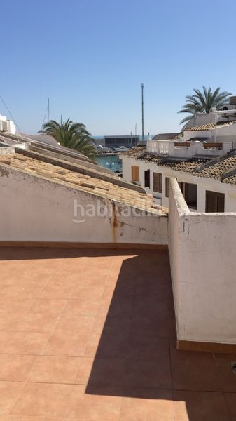 vistas al mar. Semi detached house in avda. neptuno 25 in Pobla de Farnals (la)
