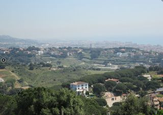 Rural plot in Passage llevant,. Terreno / land near barcelona, in front of the sea