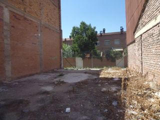 Urban plot in Carrer roser, 63. Venta de solar urbanizable